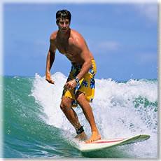 Bautismo de surf 2 personas