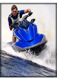 Excursion en Moto de Agua 30 min