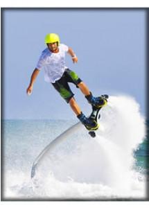 Vuelo en hoverboard de 20 o 30 minutos