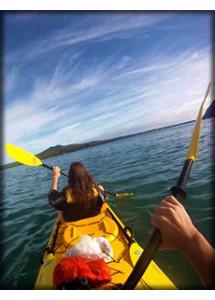 Salida Guiada Kayac 2 Personas
